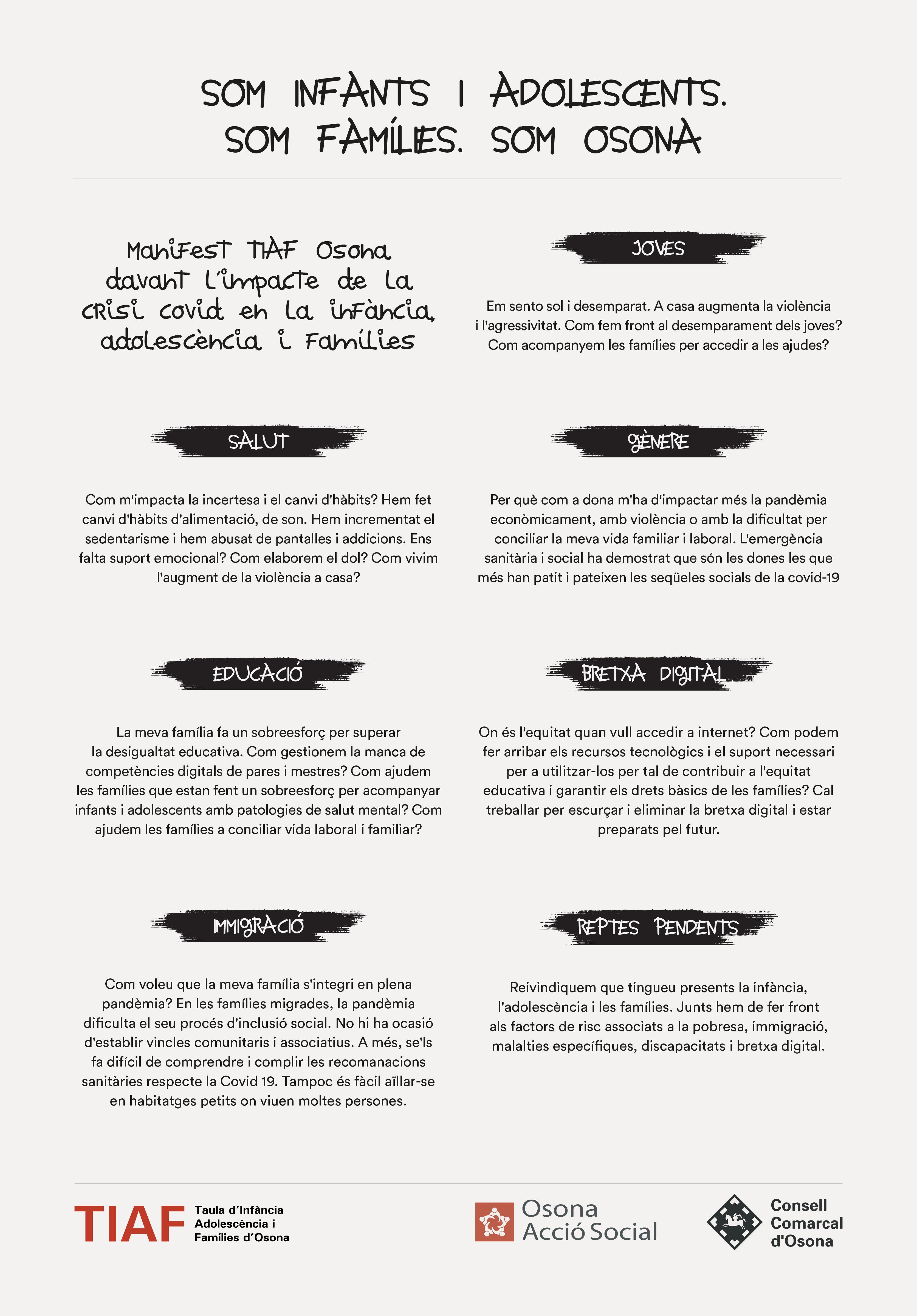 Manifest TIAF